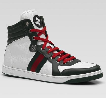 c46761d9541e Gucci Sneakers Spring 2010