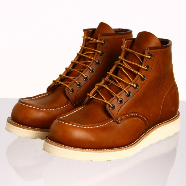 Model Women39s Red Wing Boots