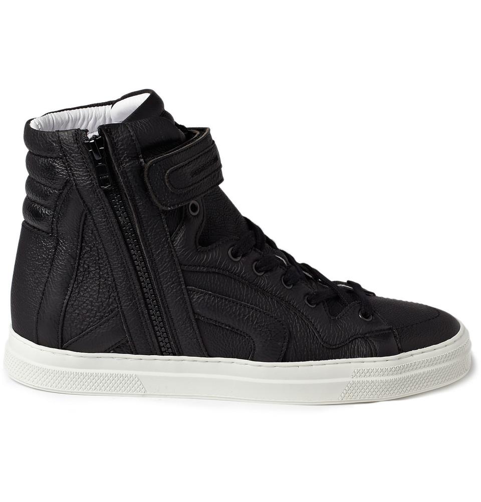 pierre hardy high top sneakers