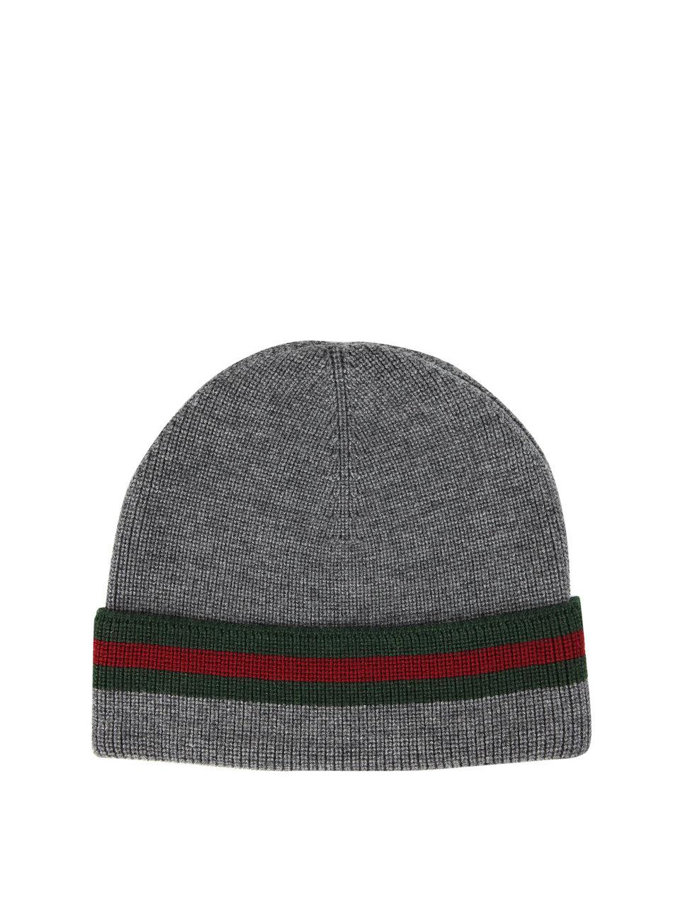 Gucci Wool Beanie Hat  f2fc6e6b38d